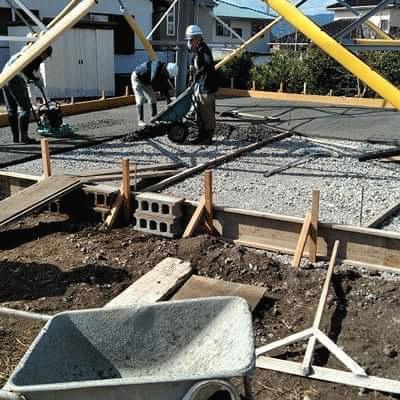 【静岡】「送電線の鉄塔下舗装ならドライテックで決まり《排水》《雑草》」土方土建