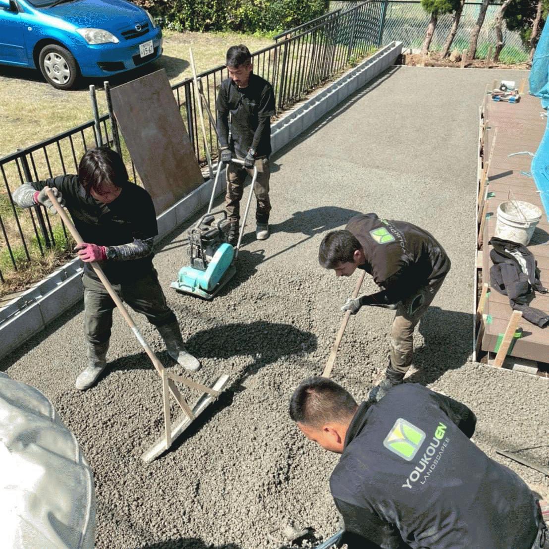 【神奈川】「施主の希望と、現場の水勾配の兼ね合いで」旭屋・葉光園