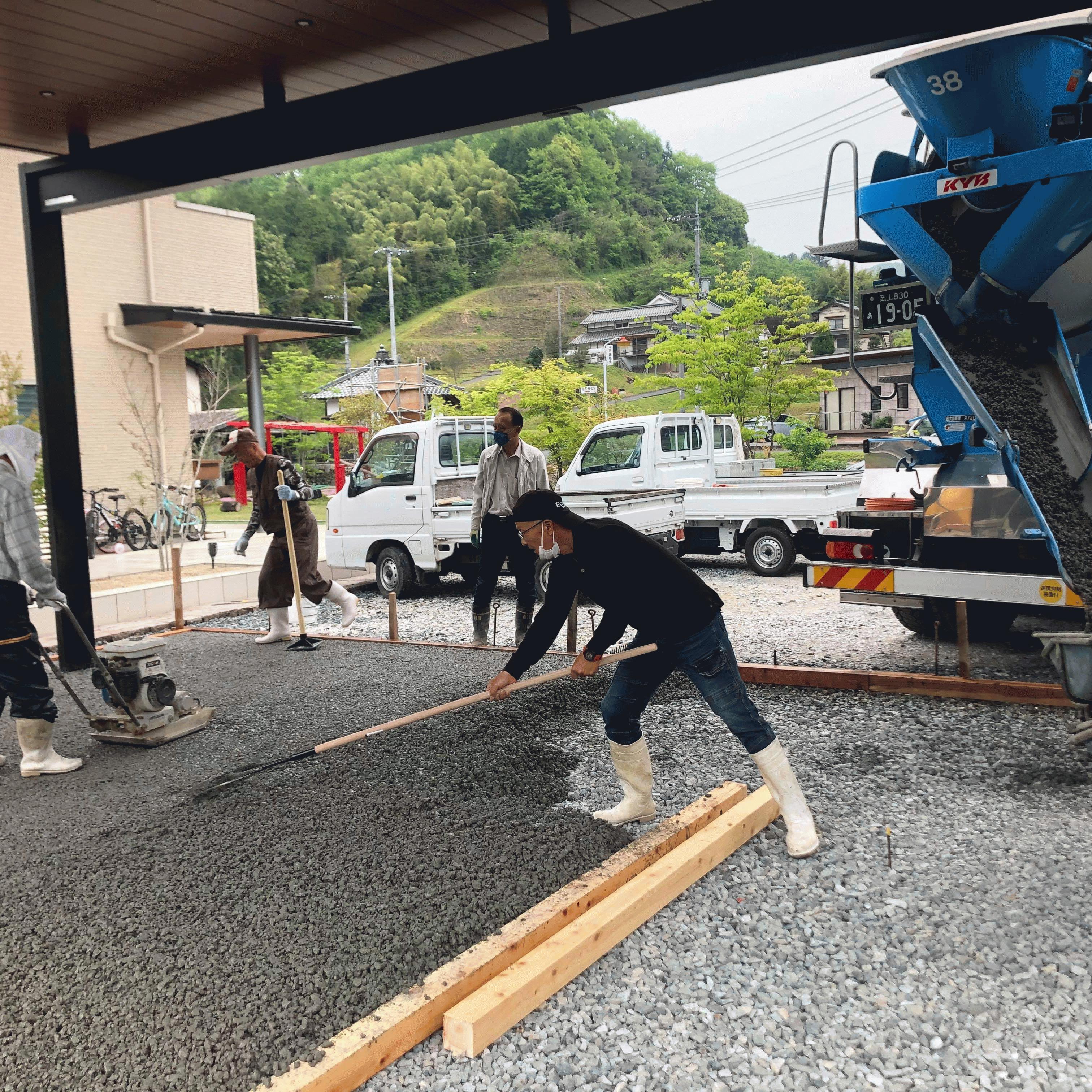 【岡山】「地元の施工業者らの塩対応に紛糾しDIYを決意」備北興業