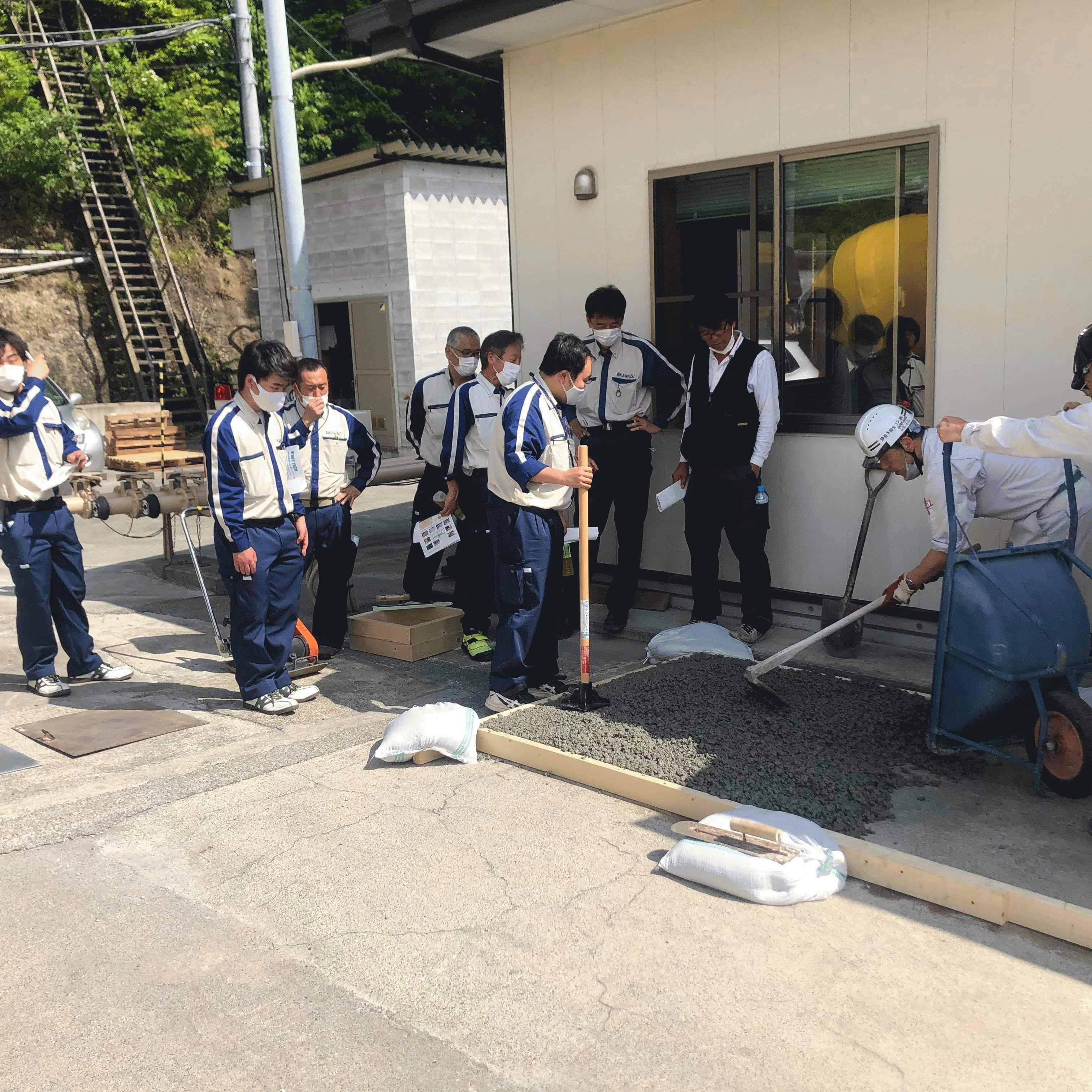 【静岡】「《自らの意志で》そのコンクリートを製造し、取引先顧客に届けている」伊豆下田生コン