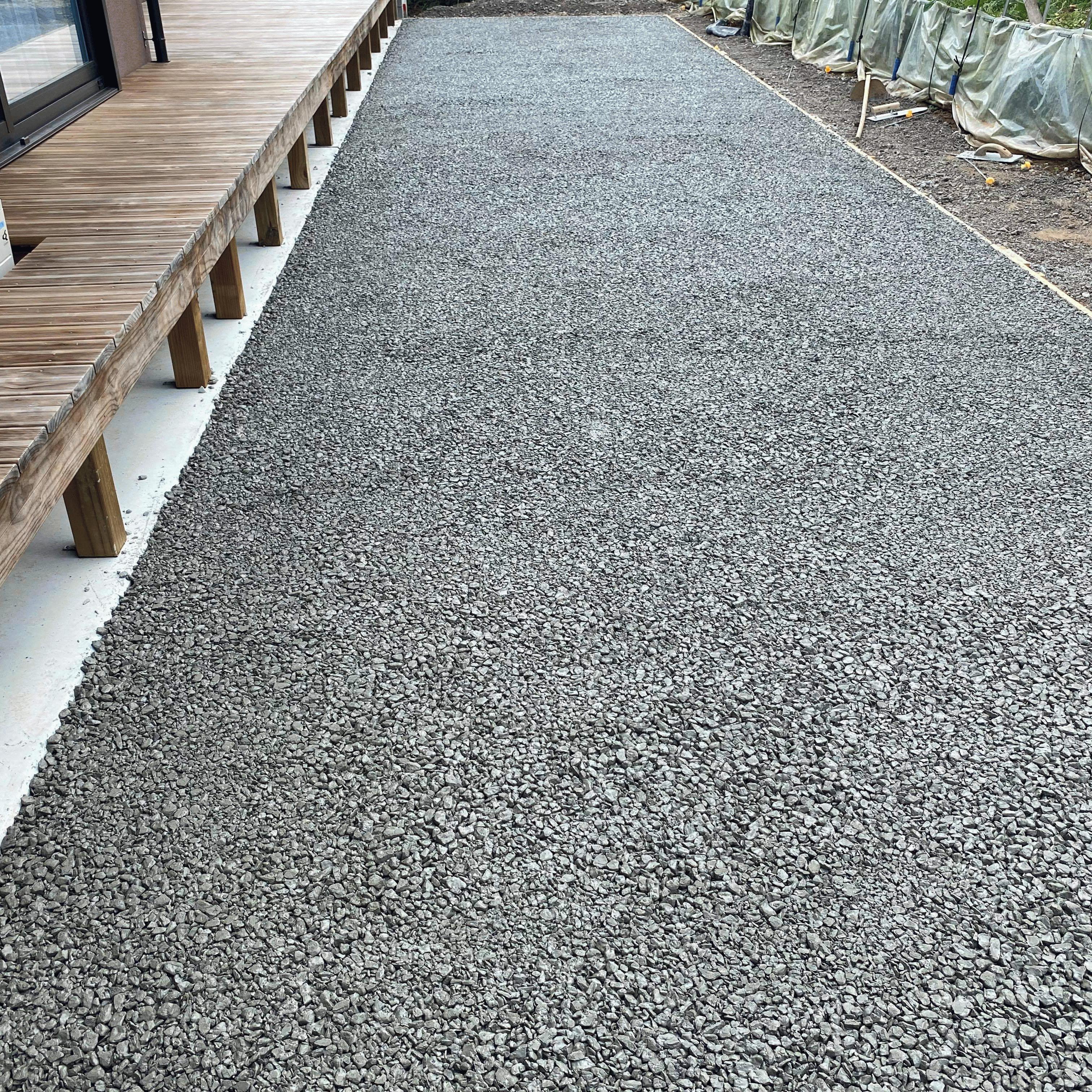 【千葉】「ポーラスコンクリート(パーミアコン、ドライテック)は水を通す、つまり、空気も通す」安藤産業・BIC