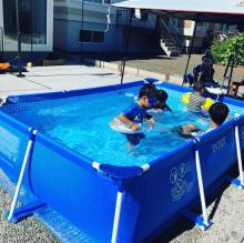 【北海道】「うちの庭最高だね。って妻や子供たちと言い合ってます!!」タケザワウォール