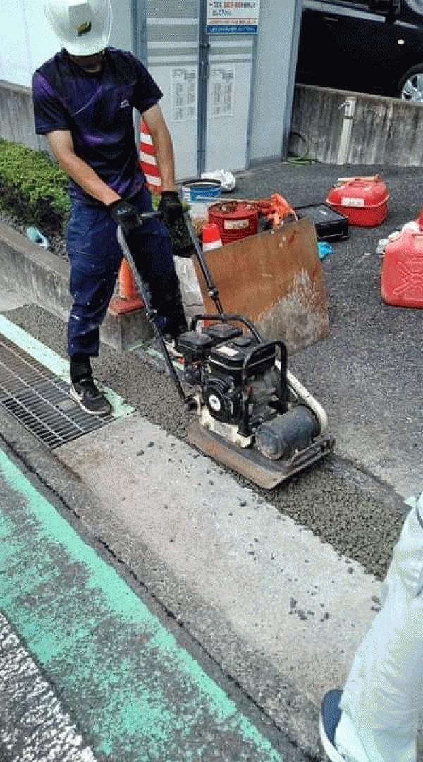 【静岡】「水が溜まりやすく、コケが生え滑って、ケガをした子供がいた」羽畑建設