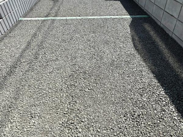 【神奈川】「駐車場は斜めってるよりももちろん平らである方が何かと便利」上村建材・ダップルス