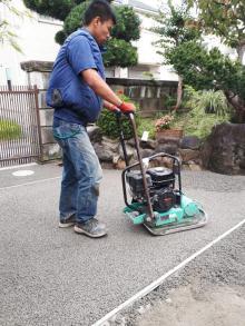 【奈良】「車乗らないんだけど、何cmまで厚みを減らしてもいいの?」久保田建材店・宮崎組