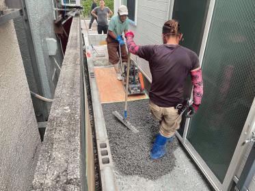 【大阪】「興味があって一回やってみようと」「これ、ええなあ」寝屋川コンクリート