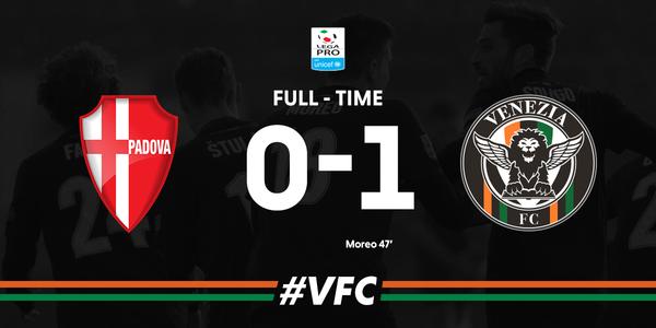 VeneziaMestre vs Padova/ヴェネツィアメストレ 対 パドヴァ
